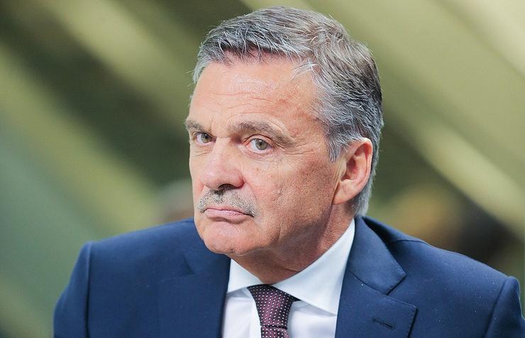 Rene Fasel, the president of the International Ice Hockey Federation