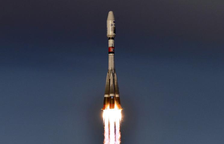 Soyuz-2.1b space rocket