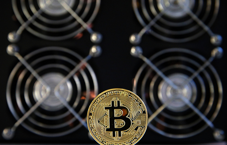 Bitcoin soars then falls as banks raise risk concerns