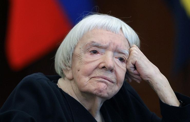 Lyudmila Alexeyeva