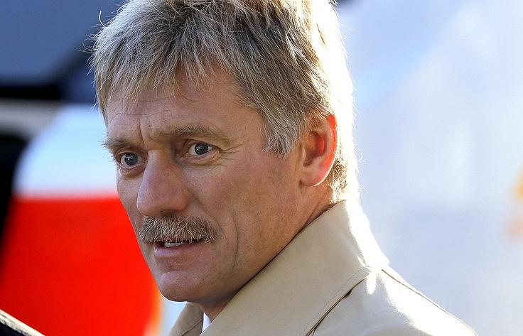 Presidential spokesman Dmitry Peskov
