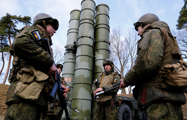 Turkish FM says S-400 deal 'may be' signed this week
