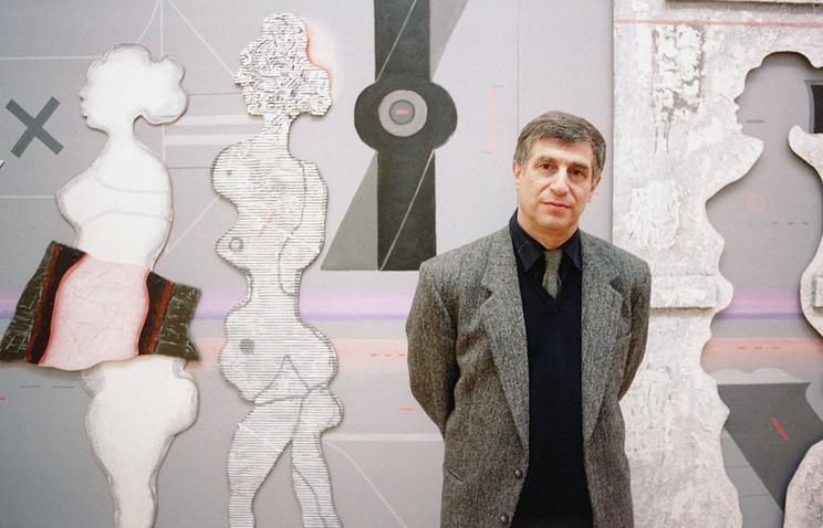 Vladimir Yankilevsky, 1975