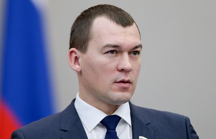 Duma deputy Mikhail Degtyaryov