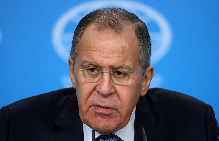 Russian FM Lavrov Berated US Foreign Policy He Called Reckless