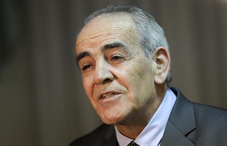 The Syrian negotiations committee's spokesman Yahya al-Aridi