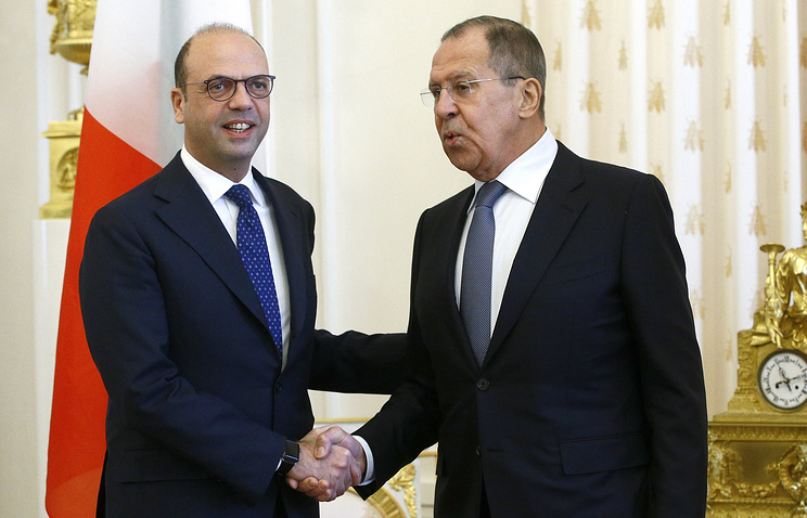 Lavrov: OSCE to continue active contribution to Karabakh conflict settlement