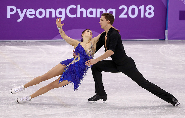 Ekaterina Bobrova and Dmitry Solovyov