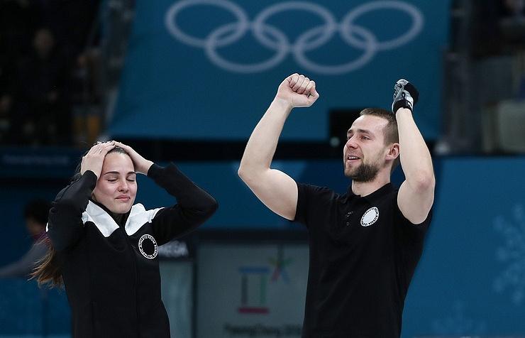 Anastasia Bryzgalova and Alexander Krushelnytsky
