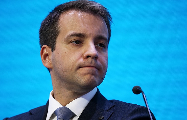 Russian Minister of Communications and Mass Media Nikolai Nikiforov