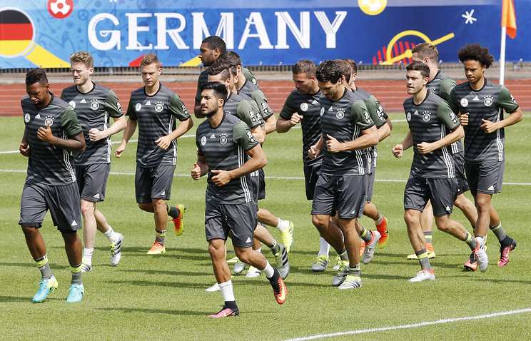 Germany keep Fifa rankings top spot, Iceland climb two spots