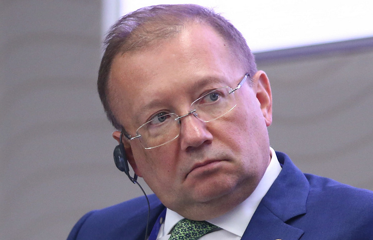 Russia's ambassador to Britain Aleksandr Yakovenko