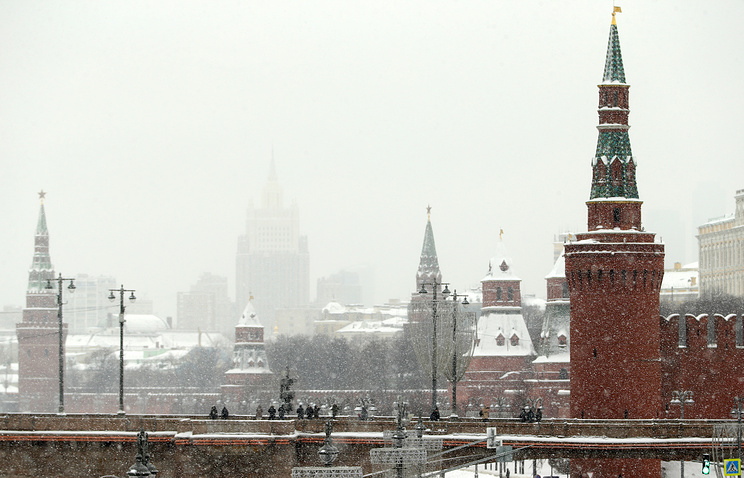 Kremlin rejects U.S. charge Russian Federation in breach of arms control treaties