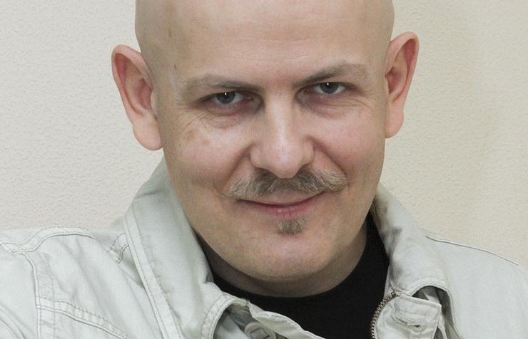 Journalist Oles Buzina