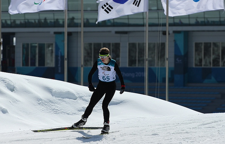 South Korea president Moon Jae-in opens Winter Paralympics
