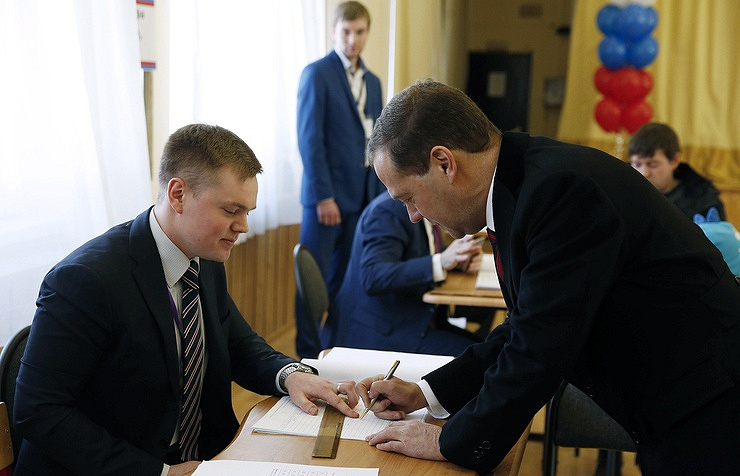 Amid presidential elections, Russian Federation braces for another Vladimir Putin government