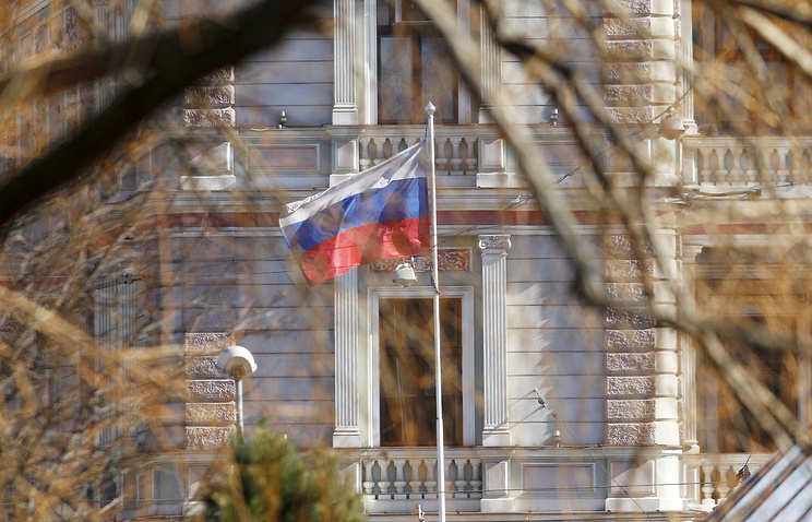 Russian ambassadors 'summoned by European Union  neighbours'