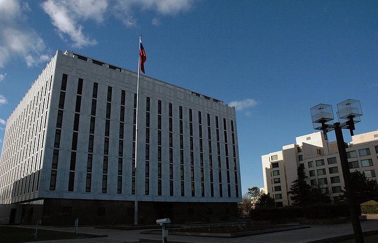 Russian Embassy in Washington