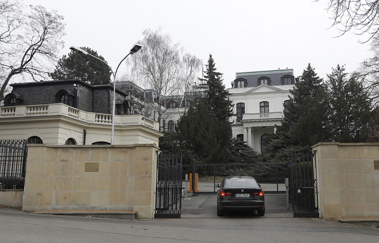 Russian embassy in Prague