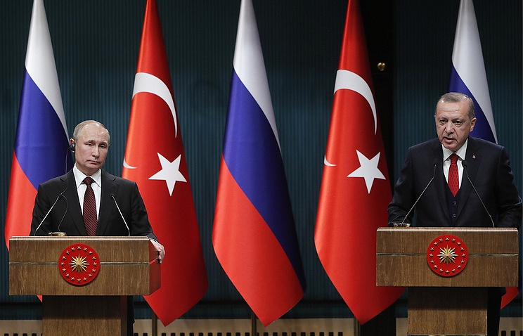 Russia, Turkey agree to speed up delivery of S-400s