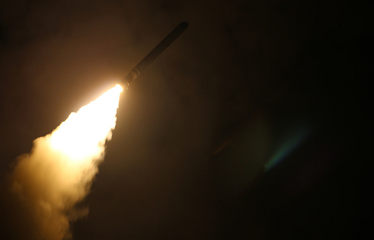 Syria air defence intercepted 71 of 103 missiles: Russian Federation