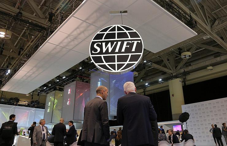 Image result for SWIFT, Photo, CHRIS HELGREN/REUTERS
