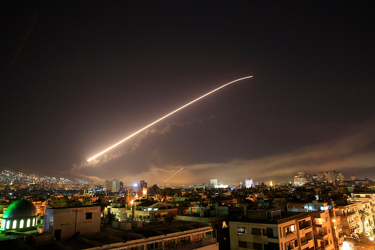 Syria shot down 46 United States missiles: Russian Federation