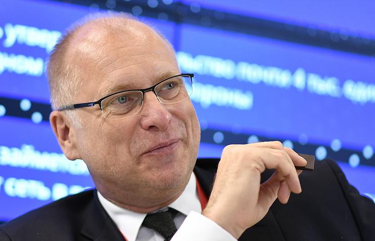 General Director of the Association of European Businesses Frank Schauff