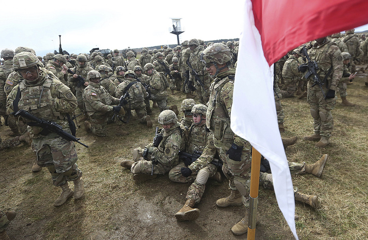 Poland Seeks Permanent U.S. Troop Presence To Counter Russia