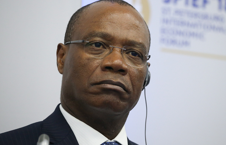 Foreign Minister of Mozambique Jose Pacheco