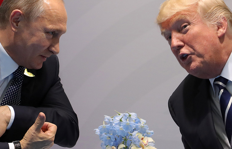 Vladmir Putin-Donald Trump Summit Set For July 16 In Helsinki