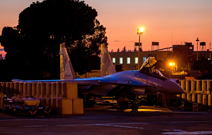 The Hmeymim airbase