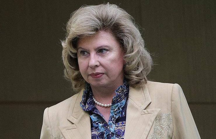Russian Human Rights Commissioner Tatyana Moskalkova