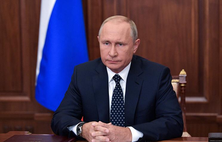 Outcry over retirement age plan brings rare Putin concession