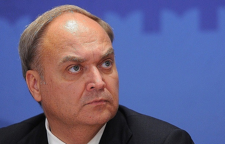 Russia's ambassador to the United States, Anatoly Antonov