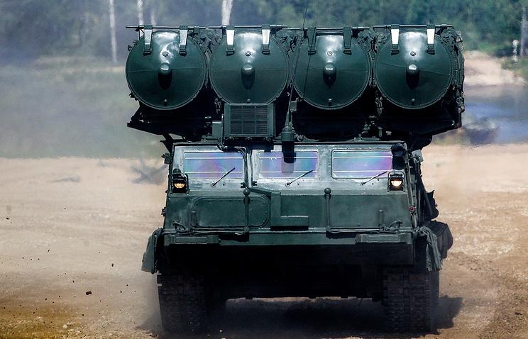 S-300 anti-aircraft system