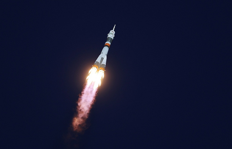 'Concrete block on your chest': astronauts recount failed space launch