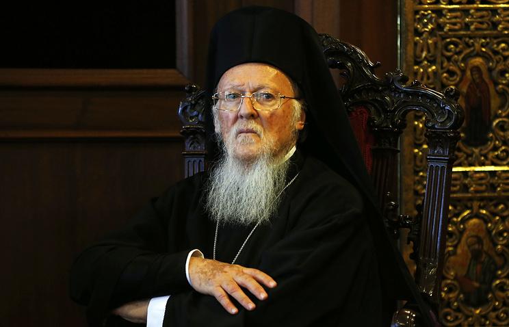Ecumenical Patriarch Bartholomew of Constantinople