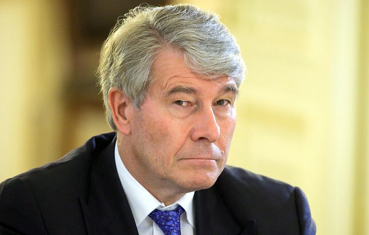 Chairman of the German Committee on Eastern European Economic Relations Wolfgang Buechele