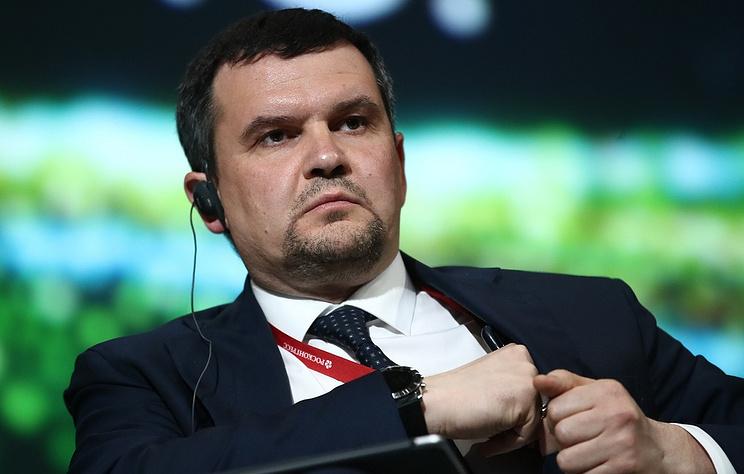 Russian Deputy Prime Minister Maxim Akimov