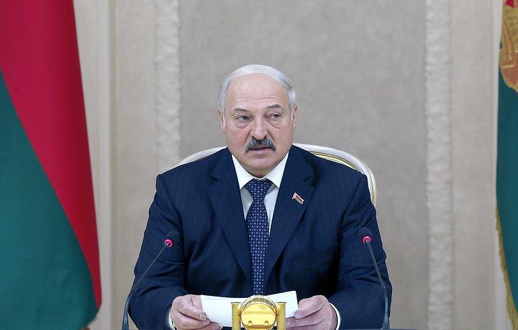 President of the Republic of Belarus Alexander Lukashenko