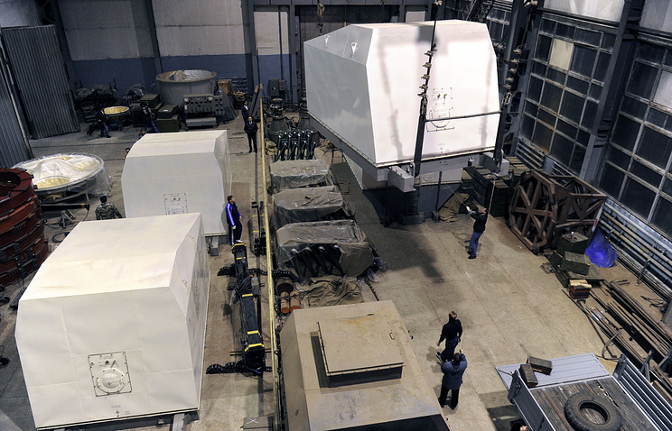 Russian liquid-fuel rocket engines produced by Energomash