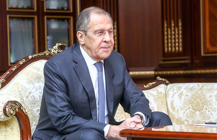 Lavrov slams US politicians' narrative against extending...