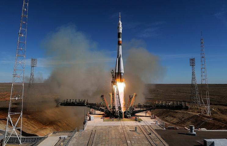Soyuz-FG launch