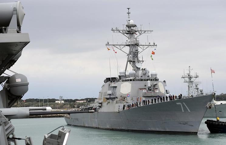 Arleigh Burke-class guided-missile destroyer