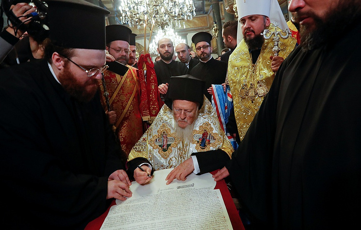 Ecumenical Patriarch Bartholomew of Constantinople