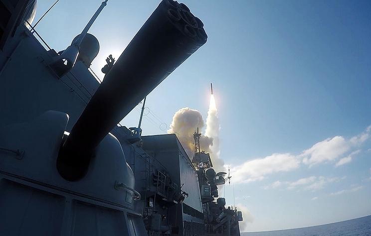 Novo míssil de cruzeiro Kalibr-M com autonomia de mais de 4.500 km em desenvolvimento na Rússia