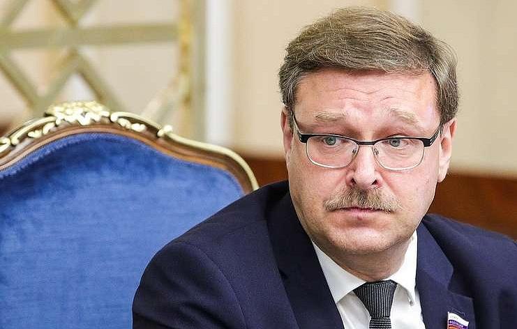 Senator Konstantin Kosachev