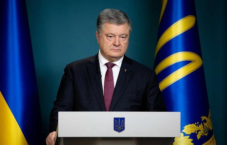 Ukrainian President Petr Poroshenko