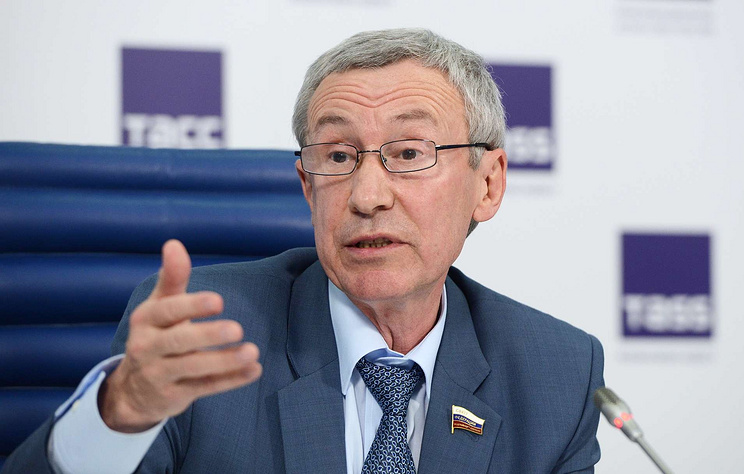 Deputy Chairman of Russia's Federation Council Foreign Affairs Committee Andrei Klimov